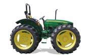 John Deere 5095MH tractor photo
