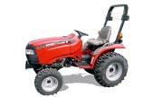 CaseIH Farmall DX24 tractor photo