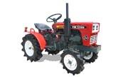 Yanmar YM1110 tractor photo
