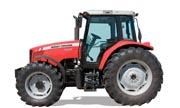 Massey Ferguson 5480 tractor photo