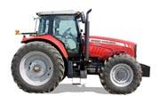 Massey Ferguson 6499 tractor photo