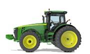 John Deere 8335R tractor photo