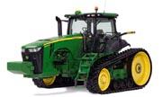 John Deere 8360RT tractor photo