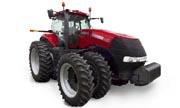 CaseIH Magnum 260 tractor photo