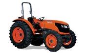 Kubota M7040SU tractor photo