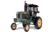 John Deere 4250 Hi-Crop tractor photo