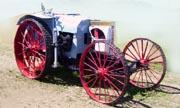 Parrett H 12-25 tractor photo