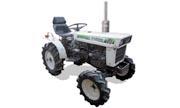 Bolens G174 tractor photo