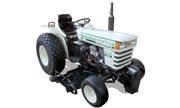 Bolens G192 tractor photo