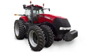 CaseIH Magnum 370 tractor photo