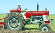 Massey Ferguson 1078 tractor photo