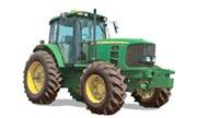 John Deere 6125J tractor photo