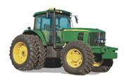 John Deere 6165J tractor photo