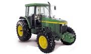 John Deere 7505 tractor photo