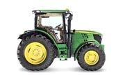 John Deere 6105R tractor photo