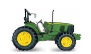 John Deere 6425 tractor photo