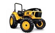 Yanmar Lx4500 tractor photo