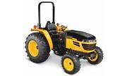 Yanmar Ex450 tractor photo