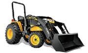 Yanmar Ex3200 tractor photo