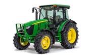 John Deere 5100M tractor photo
