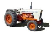 David Brown 996 tractor photo