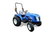 New Holland TC33DA tractor photo