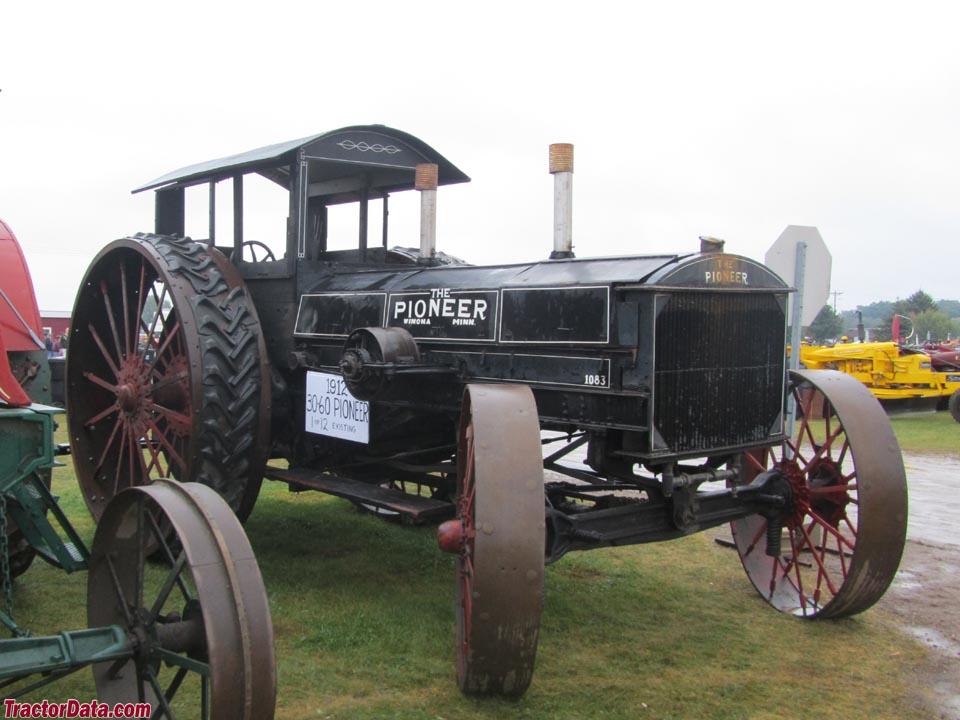 Pioneer Tractor 30