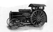 Pioneer Tractor Junior tractor photo