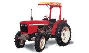 Yanmar YM4500 tractor photo