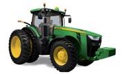 John Deere 8370R tractor photo