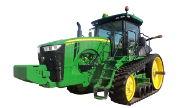 John Deere 8345RT tractor photo
