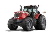 Massey Ferguson 7614 tractor photo