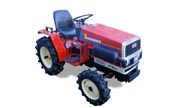 Yanmar F13D tractor photo