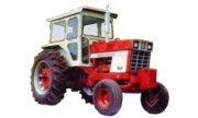 International Harvester A-866 tractor photo