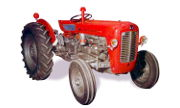 Massey Ferguson 35 tractor photo