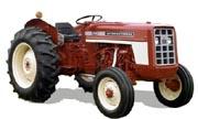 International Harvester 444 tractor photo