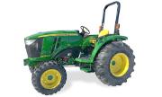 John Deere 4066M tractor photo