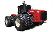 Versatile 450 tractor photo