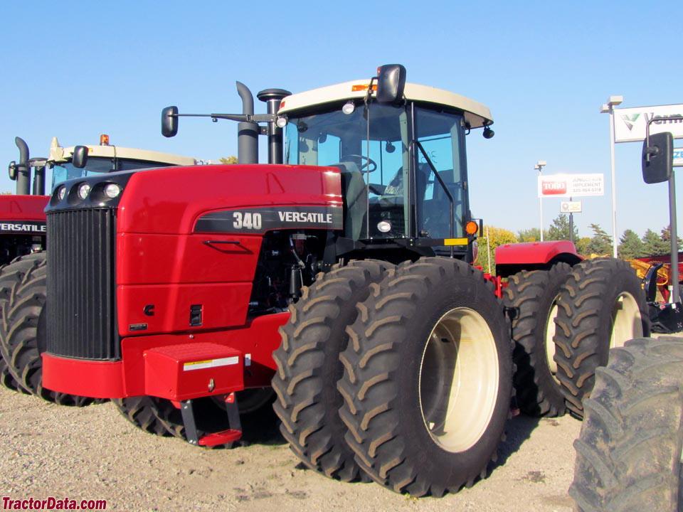 Versatile 340