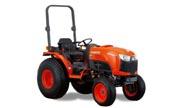 Kubota B3350 tractor photo