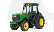 John Deere 5101EN tractor photo