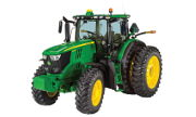 John Deere 6175R tractor photo