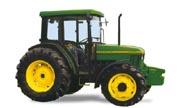 John Deere 5500 tractor photo