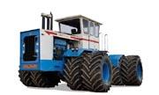 Baldwin DP600 tractor photo