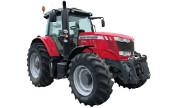 Massey Ferguson 7714 tractor photo