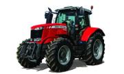 Massey Ferguson 7724 tractor photo