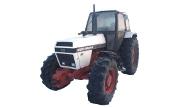 David Brown 1690 tractor photo