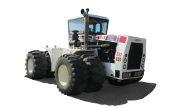 Big Bud 600/50 tractor photo