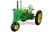 John Deere BN tractor photo
