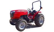 Massey Ferguson 2706E tractor photo